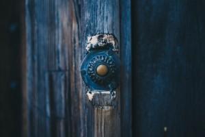 A Rusted Doorknob